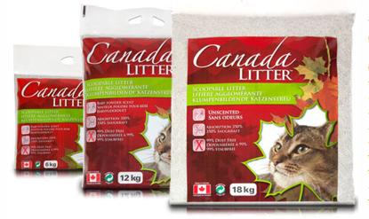 Imagen de Arena Sanitaria Canada Litter Baby Powder