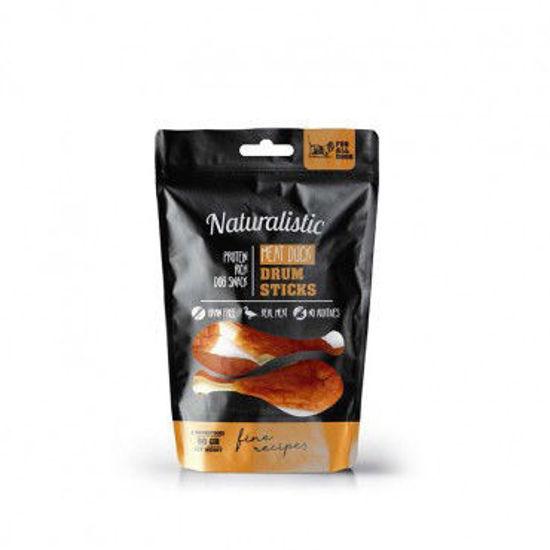 Imagen de Naturalistic Meat Duck Drumstick 6 Un 90 Gr